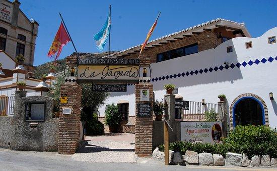 Alora, إسبانيا: fachada exterior