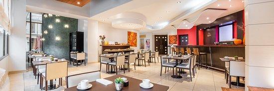 Montanas Azules Apart Hotel: Area Restaurant