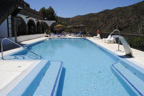 Alora, إسبانيا: piscina