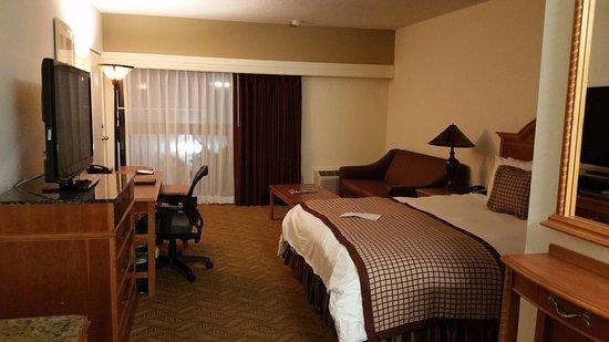 My Room at Best Western Plus Thousand Oaks Inn