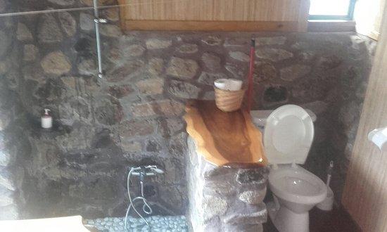 Salle d\'eau - Picture of Village Temanoha, Cook\'s Bay - TripAdvisor