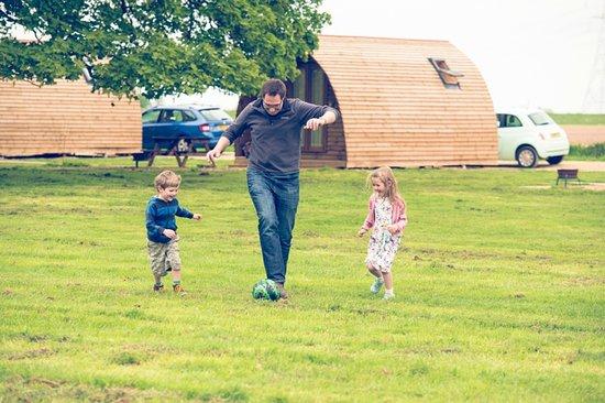 Spalding, UK: Family fun
