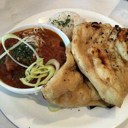 Great India: Chicken Madras