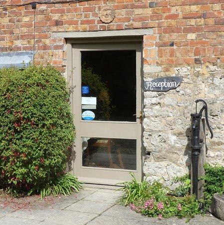 Farmoor, UK: Entrance of Lane House