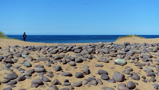 Badachro Inn : Red point beach
