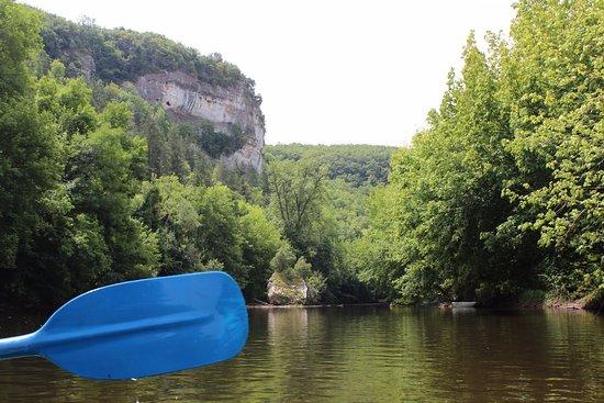 Ле-Буг, Франция: Parcours Tursac> Le Bugue (21 kms)