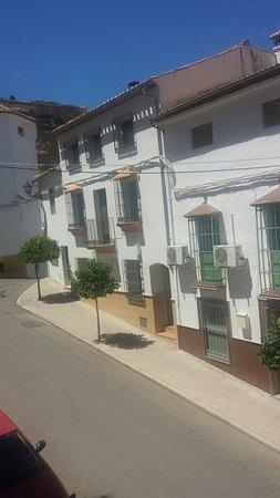 Iznájar, España: Blue skies in  Iznajar 😊