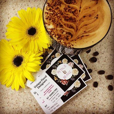 Tully, ออสเตรเลีย: Barista made coffee