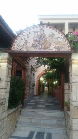 Kampos Village Resort: 20160714_204115_large.jpg
