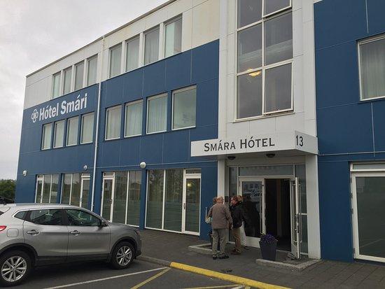 Kopavogur, Islandia: Hótel Smári