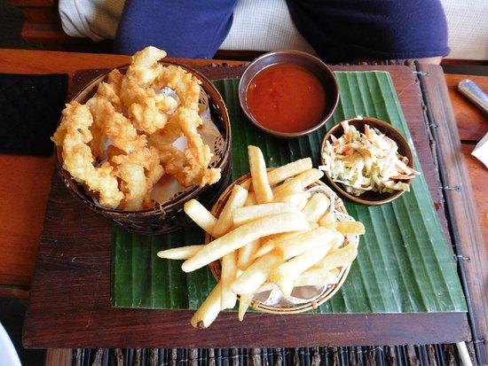Gabah Restaurant & Bar: Délicieux