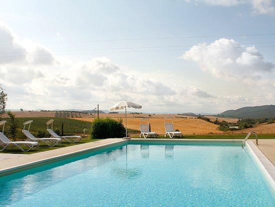 Scansano, อิตาลี: piscina