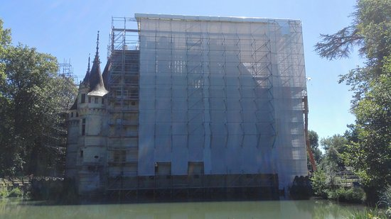 阿泽勒丽多城堡照片