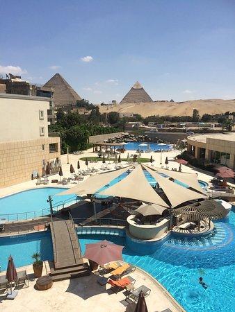 Le Meridien Pyramids Hotel Spa Fotografía De Le Meridien Pyramids Hotel Spa Giza Tripadvisor