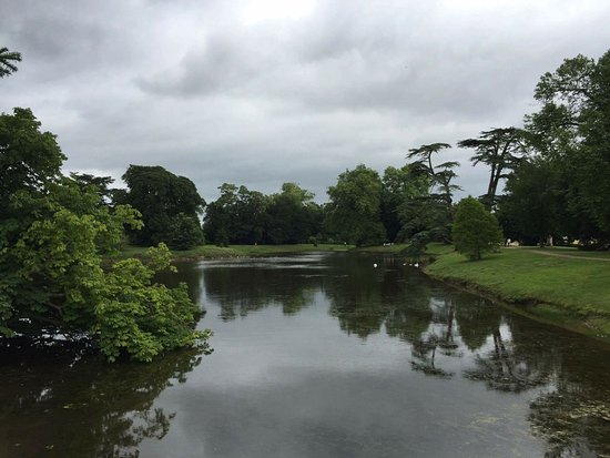 Worcester, UK : Capability brown designed garden