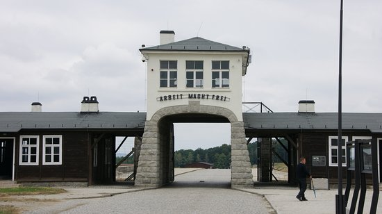 Western Poland, Polen: Gross-Rosen Museum in Rogoznica