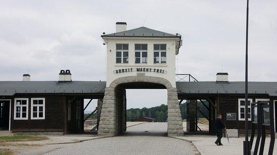 Oeste de Polonia, Polonia: Gross-Rosen Museum in Rogoznica
