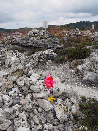 Mutsu, Japon : 気味の悪い風車