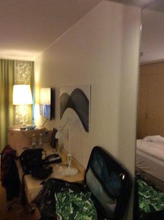 Vantaa, Finlandia: Room view