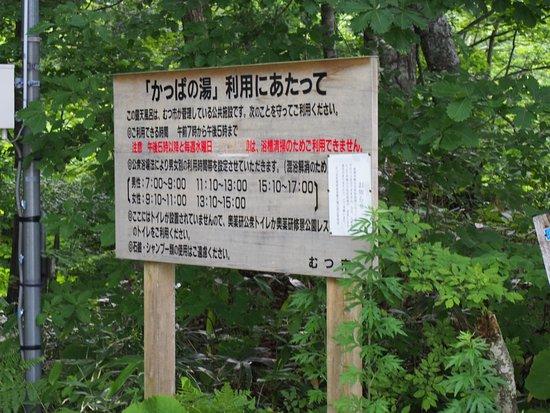 Mutsu, Japon : 時間指定あり