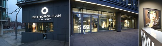 Metropolitan Gallery & Gregs Gallery