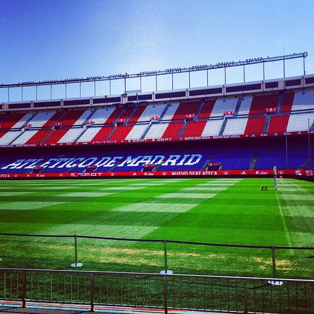 Comunidad de Madrid, España: Estadio Vicente Calderon