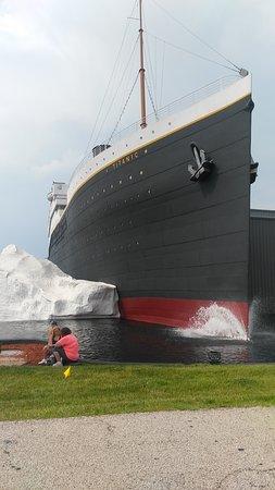 Zdjęcie Titanic Museum