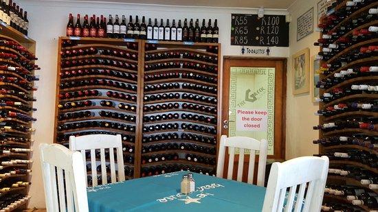 The Greek Restaurant and Wine Bar: 20160723_123731_large.jpg