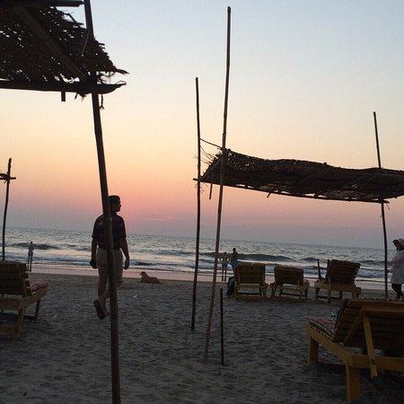 Ashvem Beach, Indien: photo1.jpg