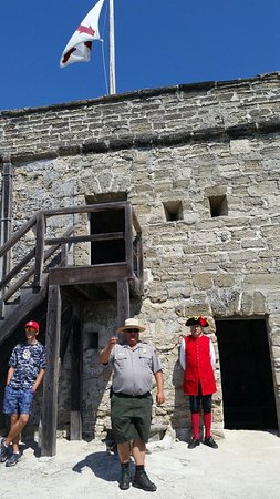 Fort Matanzas National Monument: 20160722_104153_large.jpg