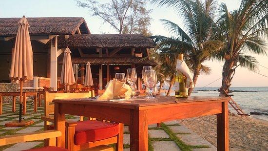 Ancarine Beach Resort : Restaurant