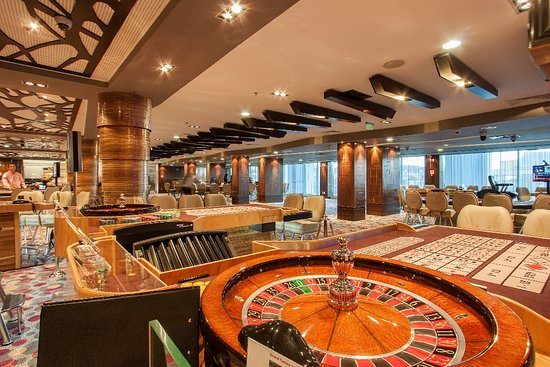 INTERNATIONAL Hotel Casino & Tower Suites : Casino