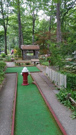 ‪Steamboat Landing Mini Golf‬