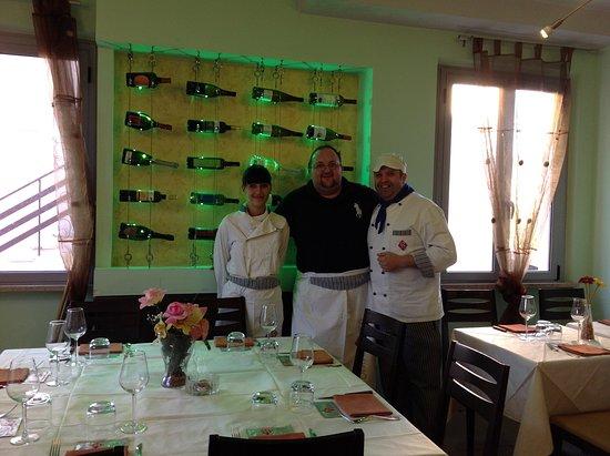 Mondavio, Italy: Chef e Titolare
