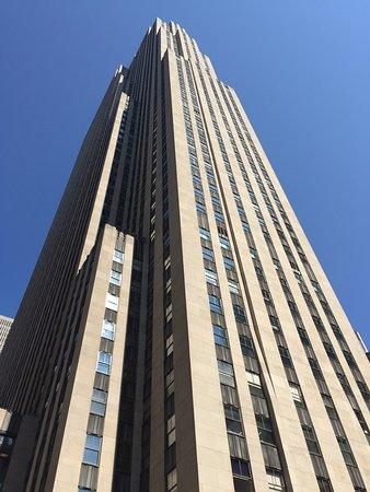 The Rockefeller Building Location Of Nbc Picture Of The Tour At Nbc Studios New York City Tripadvisor
