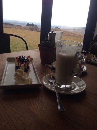 Nottingham Road, Sudáfrica: Blueberry Cafe