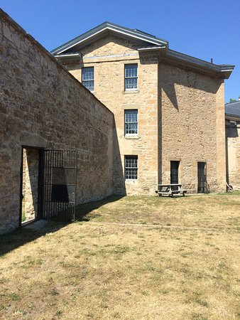 Photo of Huron Historic Gaol