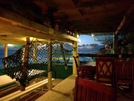 Crab Hill, Antigua: A glimpse of the sea