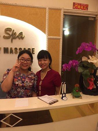Lemi spa, foot & body massage
