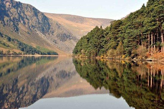 Блессингтон, Ирландия: Glendalough Upper Lake