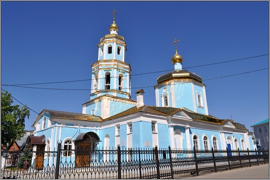 Tikhvin Mother of God Church