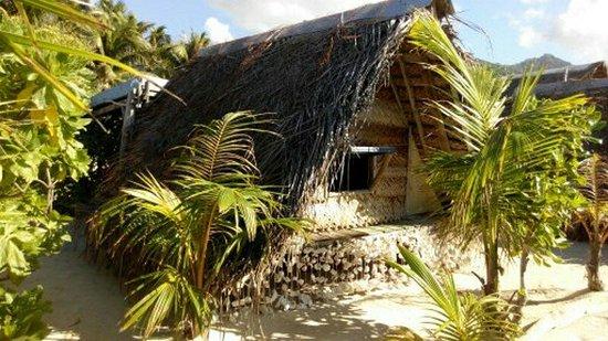 Moorea, Fransız Polinezyası: Nourrissage de poisson