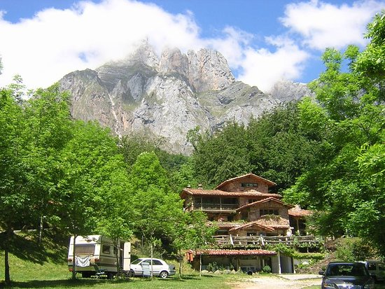 Camping El Redondo Picos De Europa Prices Campground Reviews Fuente De Spain Tripadvisor
