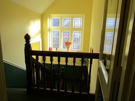 Lyndhurst, UK: top-floor landing