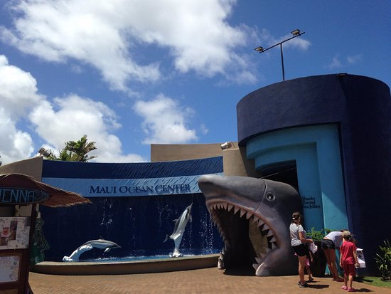 Wailuku, Hawaje: Indoor and outdoor exhibits.
