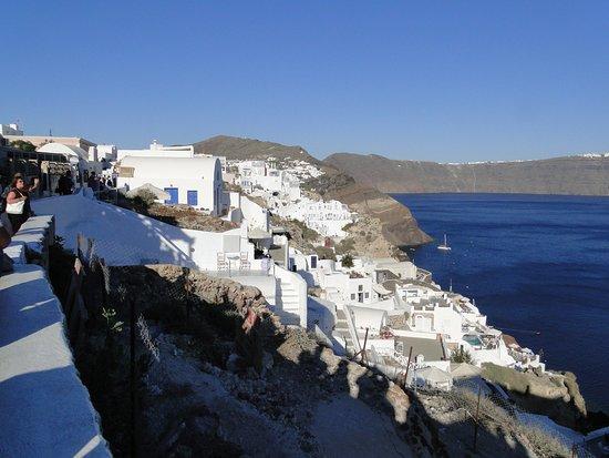 Casas de Santorini