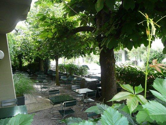 Brasserie Obstberg: Schöner Garten   Ruhig Im Quartier. Brasserie Obstberg  Foto