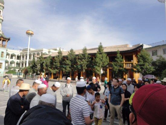 Xining, Chine : 西寧東關清真大寺