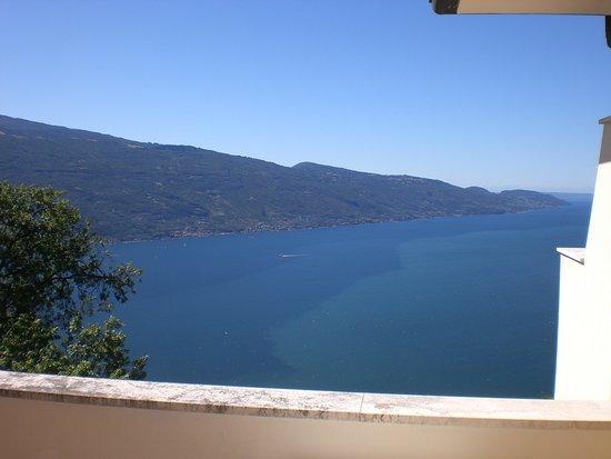 """Lefay Resort & Spa Lago di Garda: Una delle ragioni per scegliere la camera """"vista lago"""""""