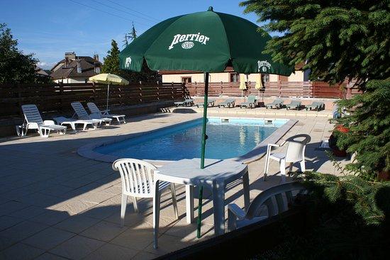 Corcieux, Frankreich: piscine